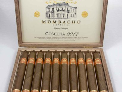 New at Cutters: Mombacho Cigars Cosecha 2012