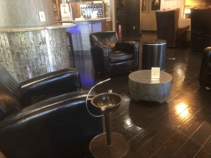 Cutters Reopening Smoking Lounge and Outside Patio